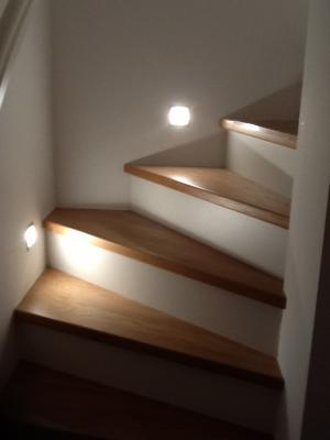 pretty beleuchtung treppenstufen photos 4 moglichkeiten ihre treppe zu beleuchten dmlights. Black Bedroom Furniture Sets. Home Design Ideas