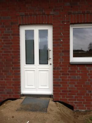Haustüren weiß landhausstil  Haustür | weiss
