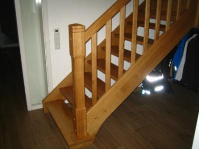 Treppe   Massivholz