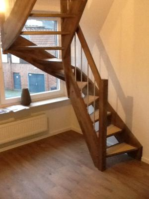 Holztreppe   Massivholz   Treppenanlage   Stadtlohn   Südlohn usw...