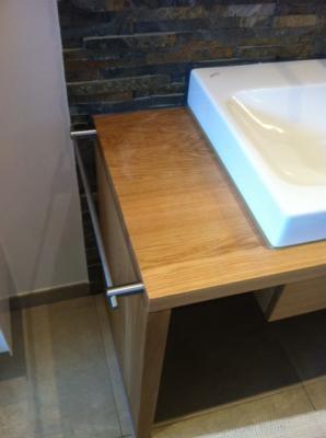 Badezimmermöbel | Holz - edel