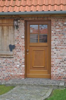 Haustür aus Massivholz | Südlohn-Oeding