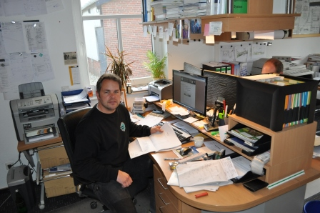 Geschäftsführer und Inhaber der Firma O. Kemper GmbH, Borkener Str. 5, 46354 Südlohn, Oliver Kemper, Holztreppen und Haustüren
